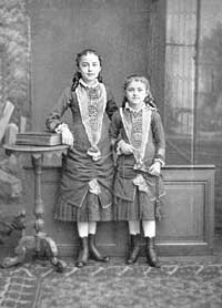 St. Therese and her sister