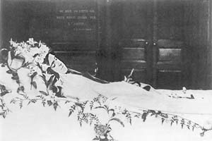 St. Therese dead